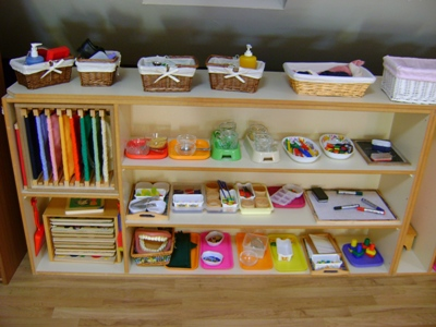 What Is Practical Life Montessori Circle